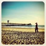 Ruth Gamble Beach 2014
