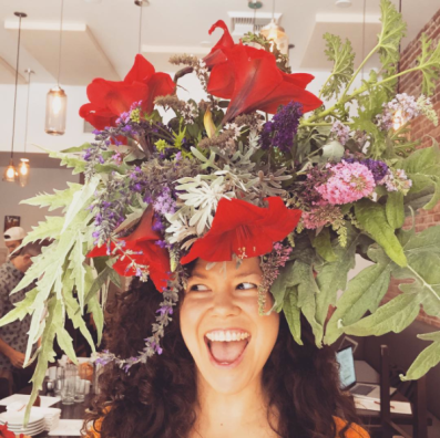 Greenwish MuirRanch FlowersOnYourHead PhotoByCocoxochitl