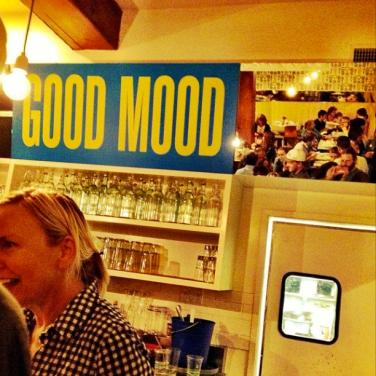 Chef Patti Peck at Beachwood Cafe