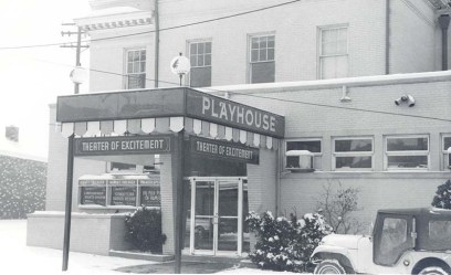 Historical Pittsburgh Playhouse