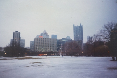 Pittsburgh Winter 1999